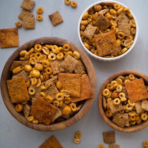 Whole Grain Chex Mix