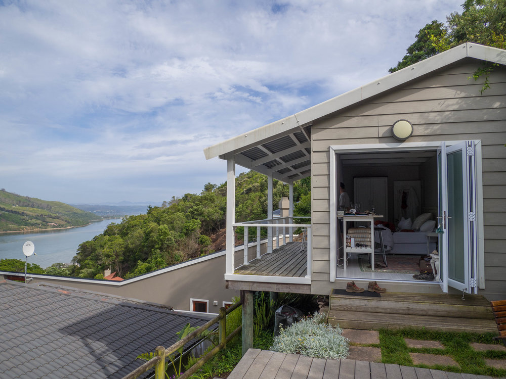 South Africa Travel Guide: Knysna Airbnb
