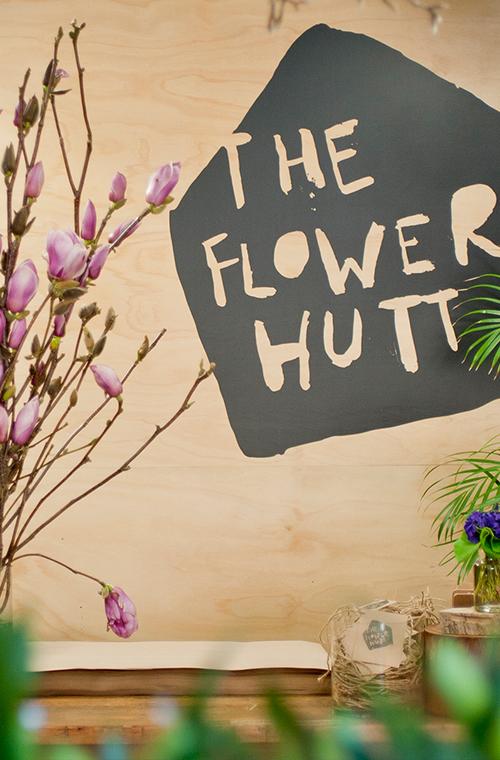 The Flower Hutt