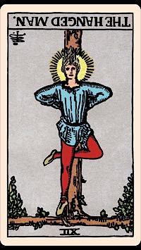 The Card of the Day: The Hanged Man (Terbalik) - Elliot Oracle - Bacaan Kartu Tarot