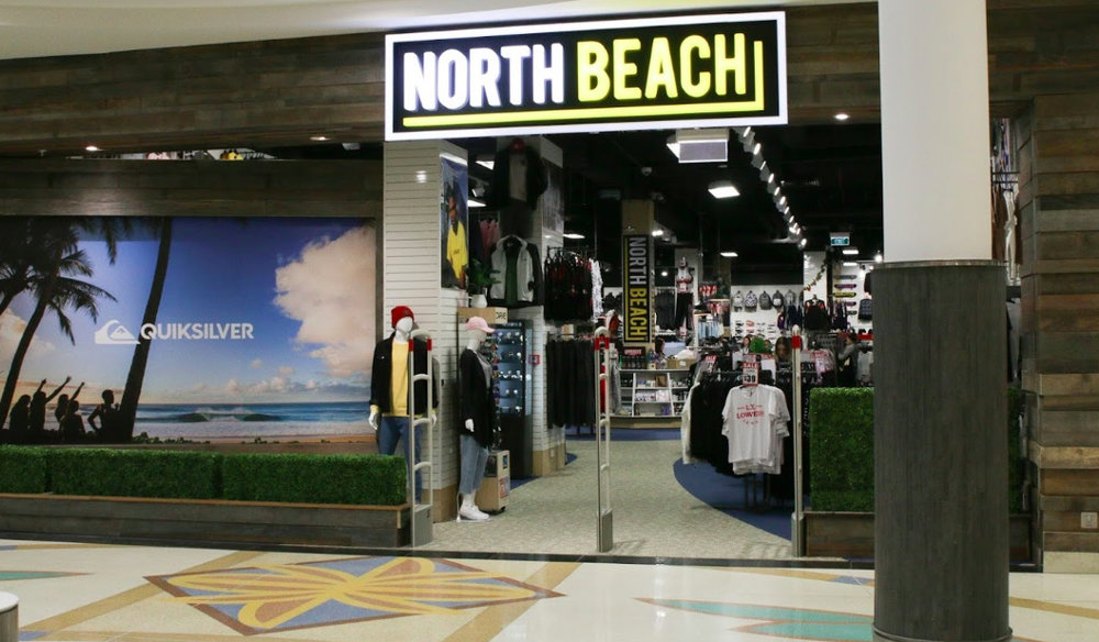 North Beach Shop Fit New Lynn