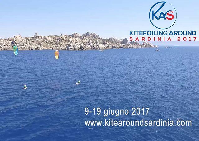 Il trailer ufficiale della prima circumnavigazione della Sardegna in kitesurf . Esattamente 1 anno fa.