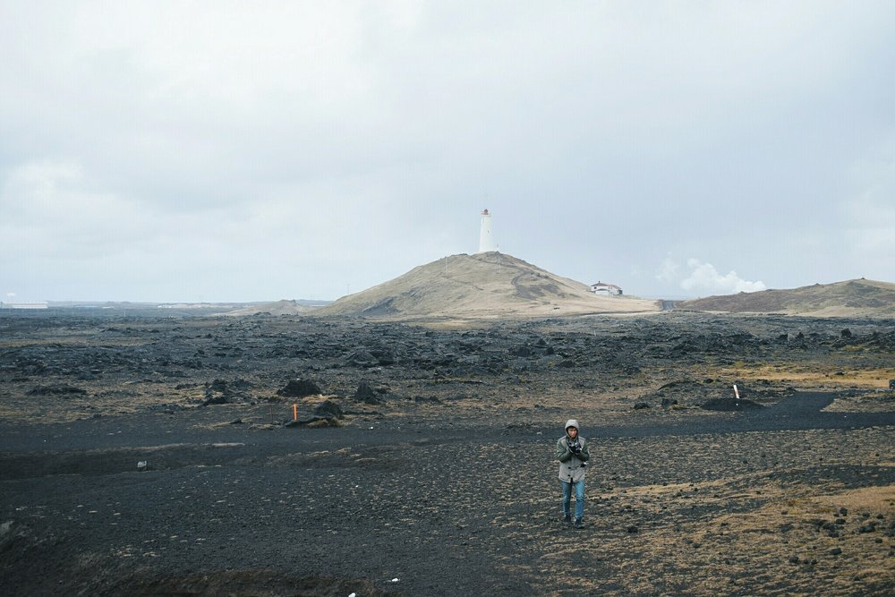 KANO Travel & Trip to Reykjanes Lighthouse | Iceland
