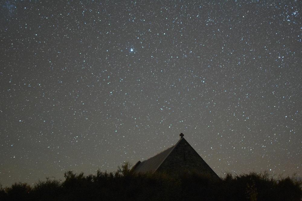 KANO Travel & Trip to Church of Good Shepherd | New Zealand