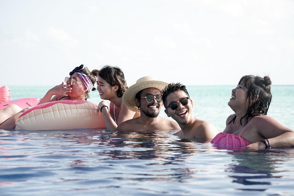 KANO Travel & Trip to Maldives