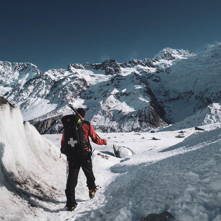 Venturing Deep Into NZ's Largest Glacier -