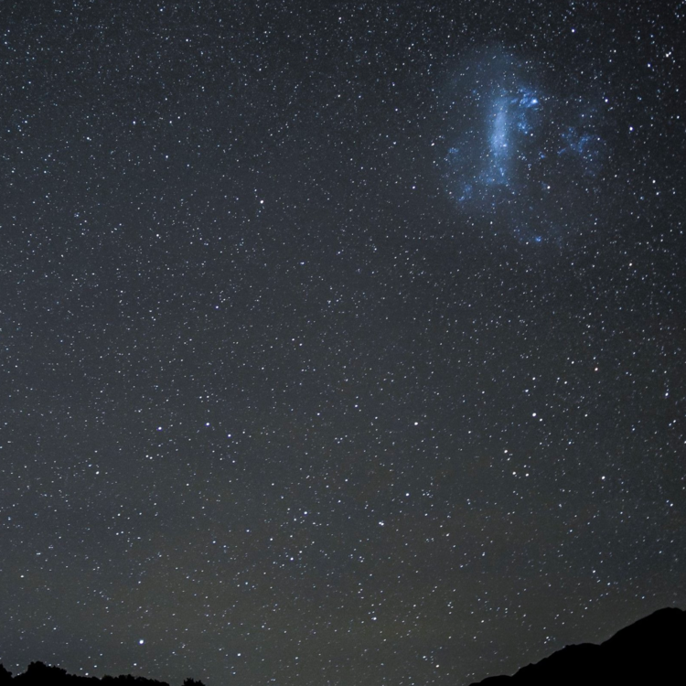 "Stargazing in the ""World's Dark Sky Reserve"" -"