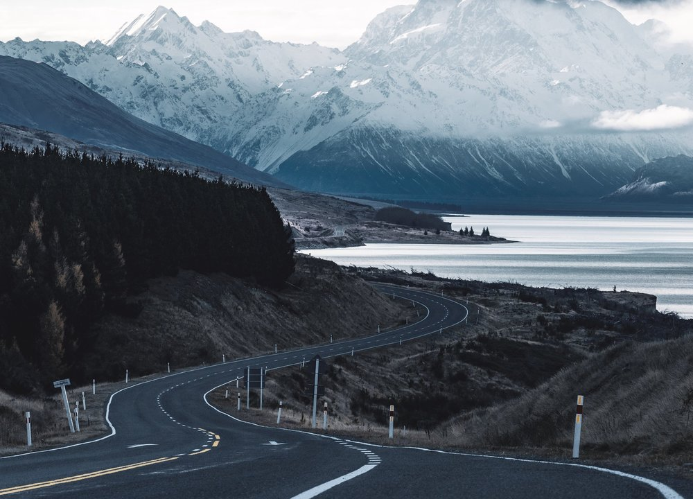 Before You Go :NEW ZEALAND -