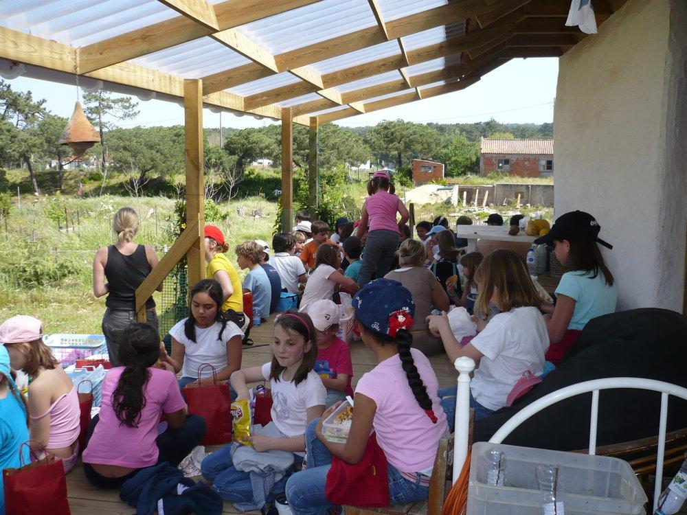 School Group Visit
