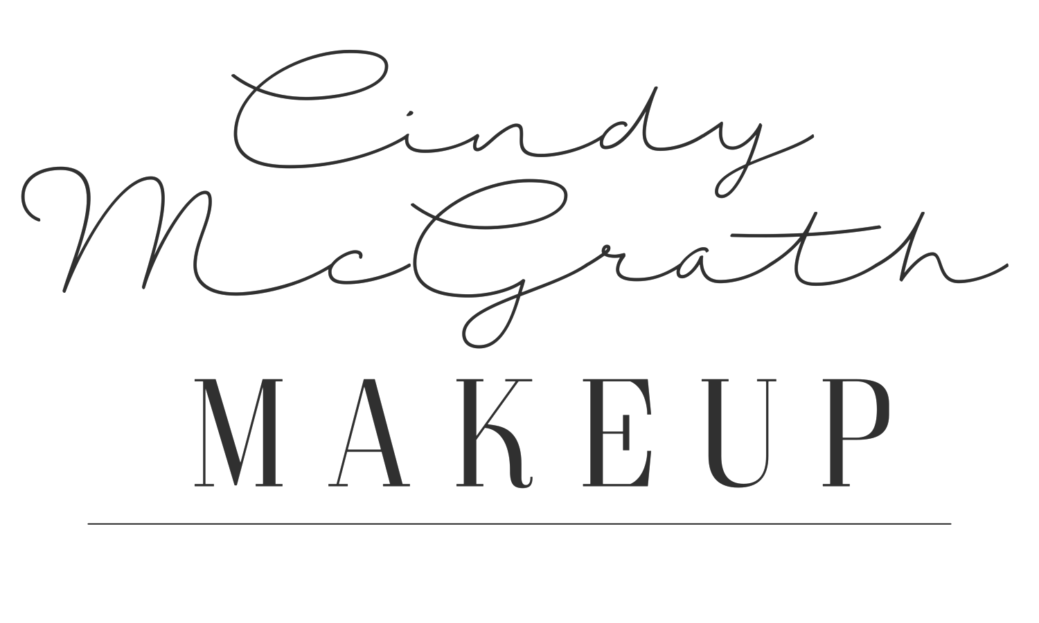 Cindy McGrath Makeup