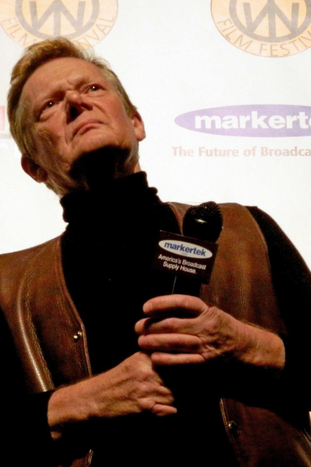 Philippe Petit at Woodstock Film Festival screening of THE WALK