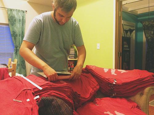 Update: Buy a Shirt, Save a Bun! Craig s