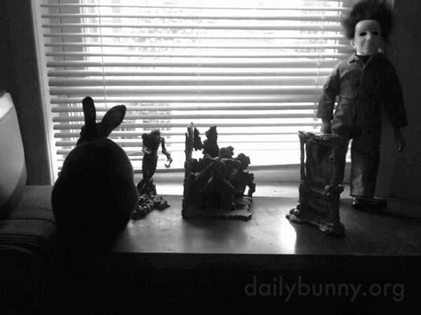 The Daily Bunny's Halloween 2014 Mega-Post! 1