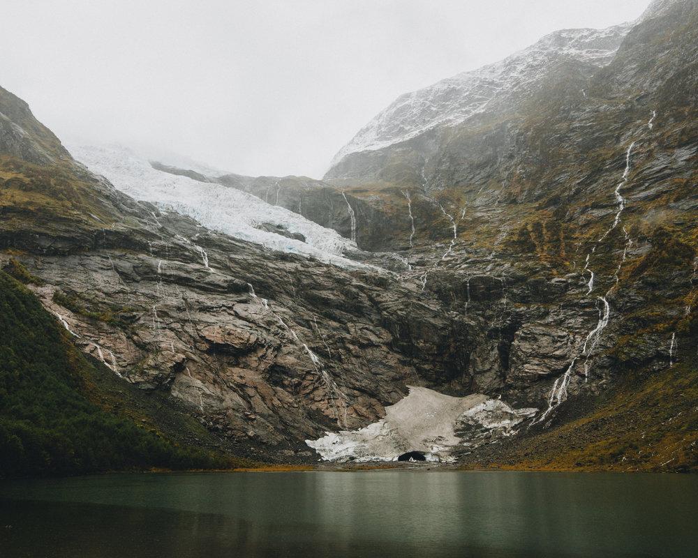 Boyabreen (Glacier)