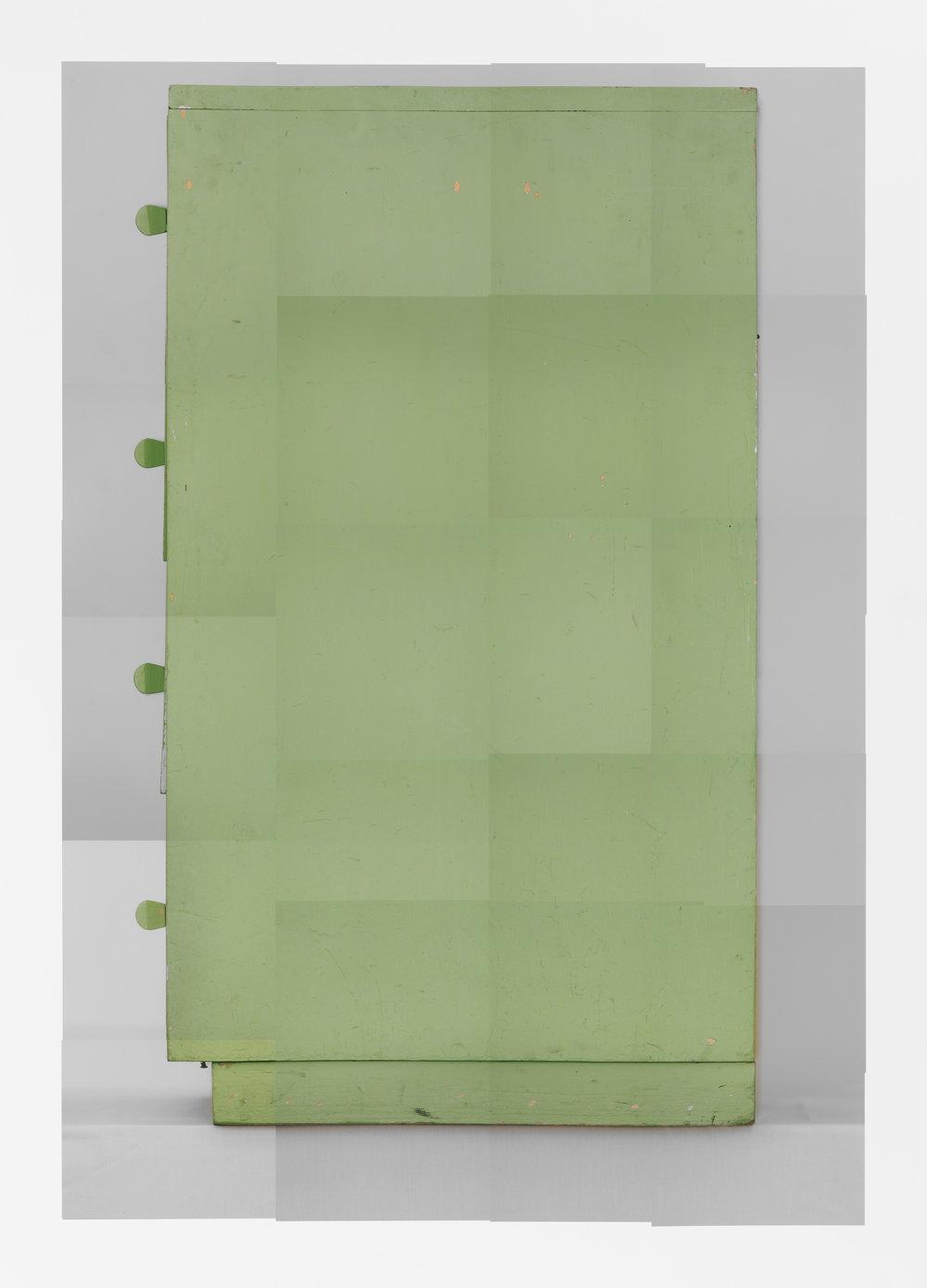 A Green Dresser, 2006