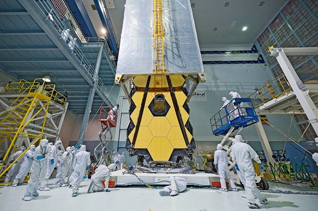 "@NASA's planned ""next great telescope"" and ESA collaboration - the James Webb Space Telescope - has been delayed yet again.  The JWST has been plagued in the past by both time delays and monetary needs, but now it has been announced that the telescope will not be ready until late March of 2021 and will require over $800 million more to be added to the budget to get it there. In a press briefing, reasons listed for the delays included human errors, the overall complexity of the JWST, and over-optimism from the team. Due to the fact that the added costs will make the project exceed the strict $8 billion budget cap, the telescope will have to be reauthorize by #USCongress. This could potentially put other NASA projects, missions, and collaborations at risk. - What are your thoughts on the JWST and the new delays? Should the telescope be reauthorized considering projects - like WFirst - could be put at risk? Let me know your thoughts in the comments! - Photo Credit: @nasa, @europeanspaceagency - #NASA #JSWT #SpaceTelescope #Telescope #JamesWebb #JamesWebbSpaceTelescope #News #Space #ISS #Science #SpaceNews #Orbit #SolarSystem #Launch #Rocket #Astronaut #Engineering #Technology #STEM #ESA #EuropeanSpaceAgency"