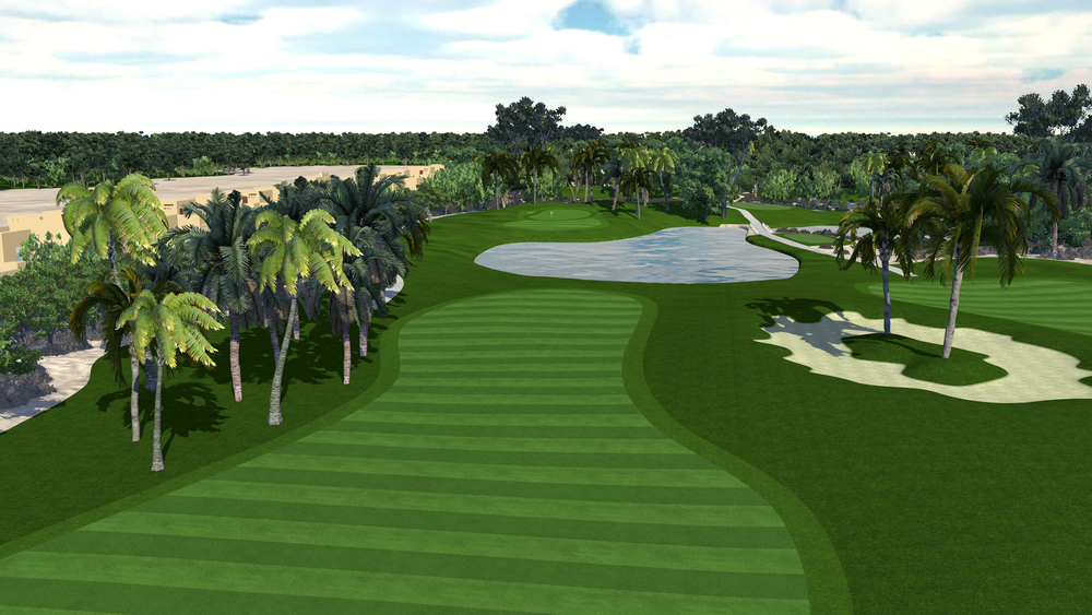 Emirates Golf Club - Majlis