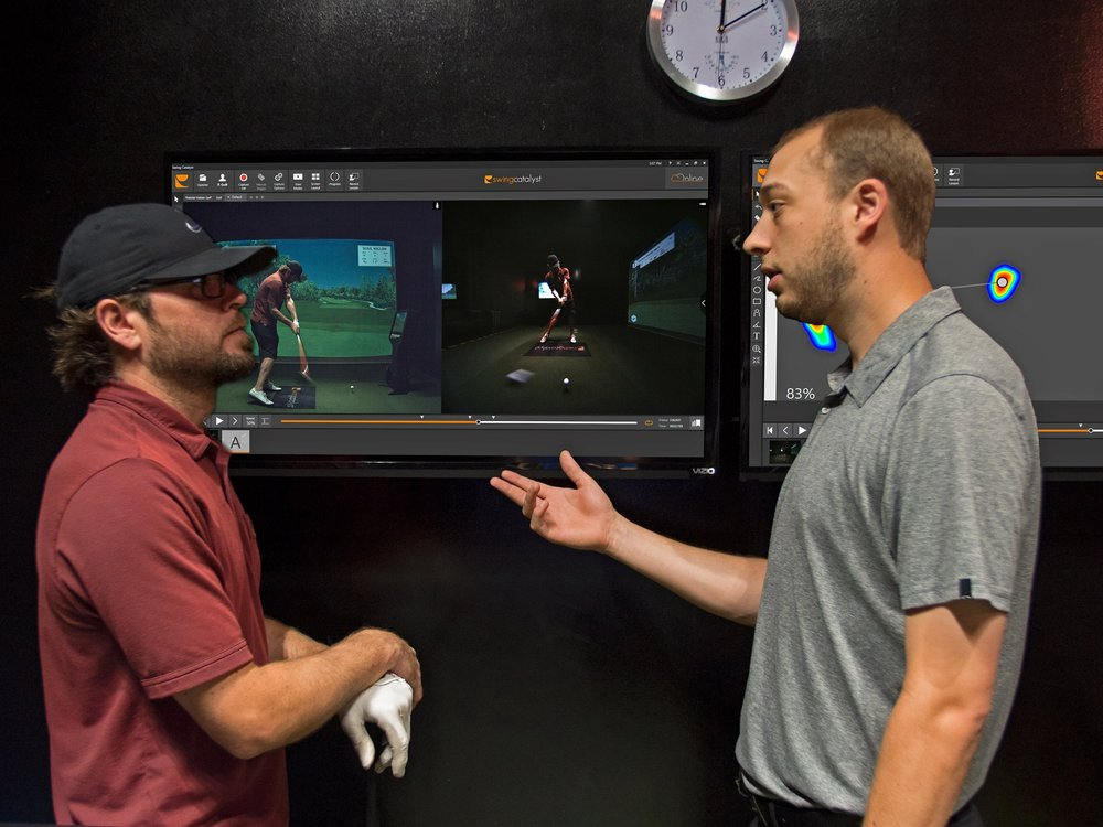 PGA INSTRUCTION - Golf lessons are provided by Class-A PGA Professional, Steve Pietsch. Steve tailors every lesson towards his individual students and their goals, and uses video analysis together with launch monitor technology to provide fact-based, retainable feedback.