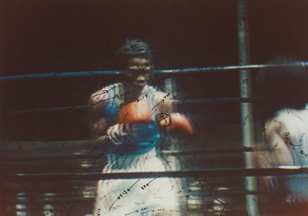 Video Drawings: Boxing, 1976