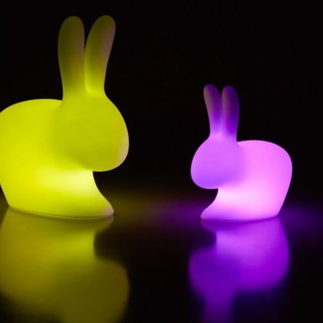 Now available at the Unlimited Earth Care concept design store: Rabbit lamps imported from Italy & designed by Qeeboo  Not only are these unique lamps eye catching and adorable, they also double as comfortable seating!  Come down to the store to view our UEC exclusive rabbit inventory! #unlimitedearthcare #qeeboo #rabbits #hamptons #homedecor #hamptons2017 #bridgehampton #homeandgarden #summer