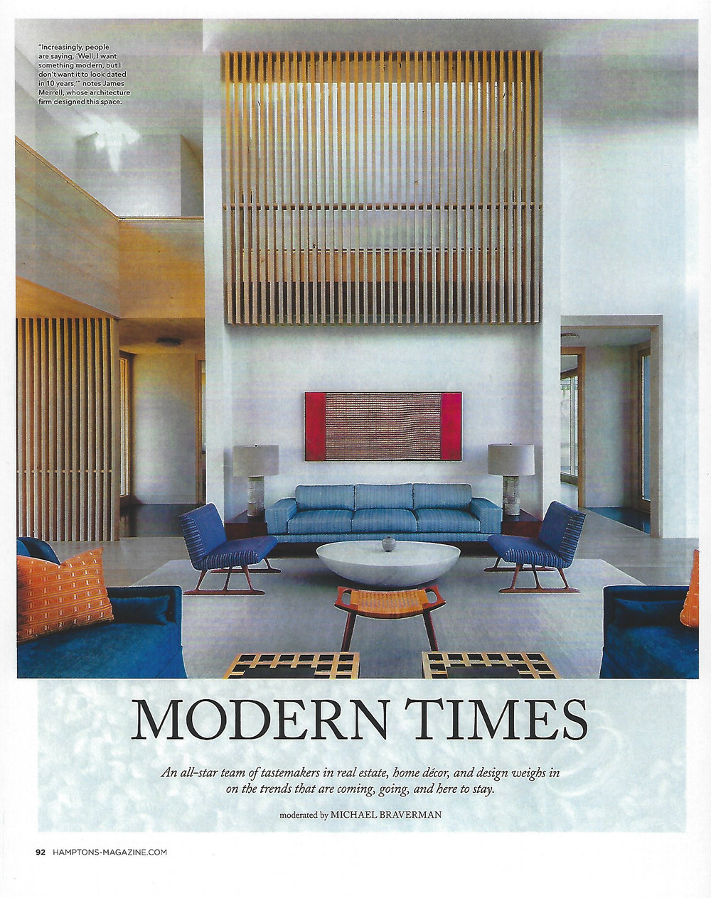 Hamptons Magazine - Modern Times_June 2017_1.jpg