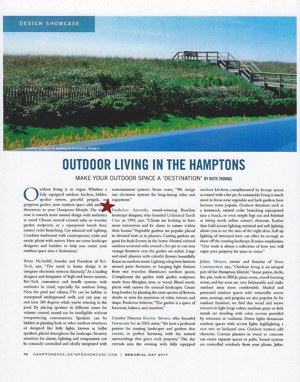 Hamptons Real Estate Showcase - Outdoor Living in the Hamptons_May 2017.jpg