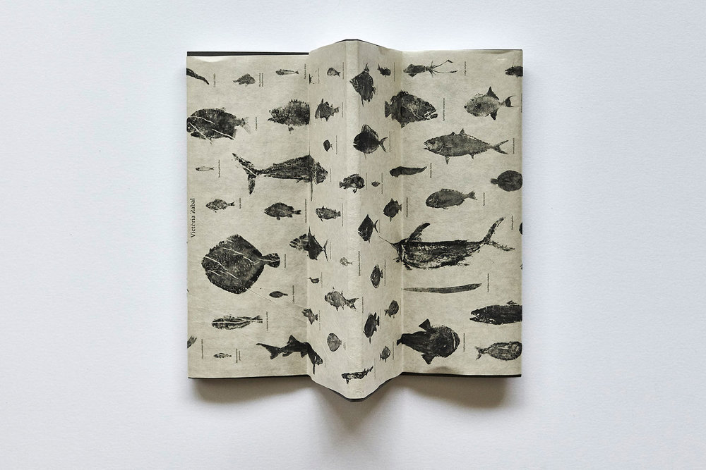 Gyotaku  Victoria Rábal