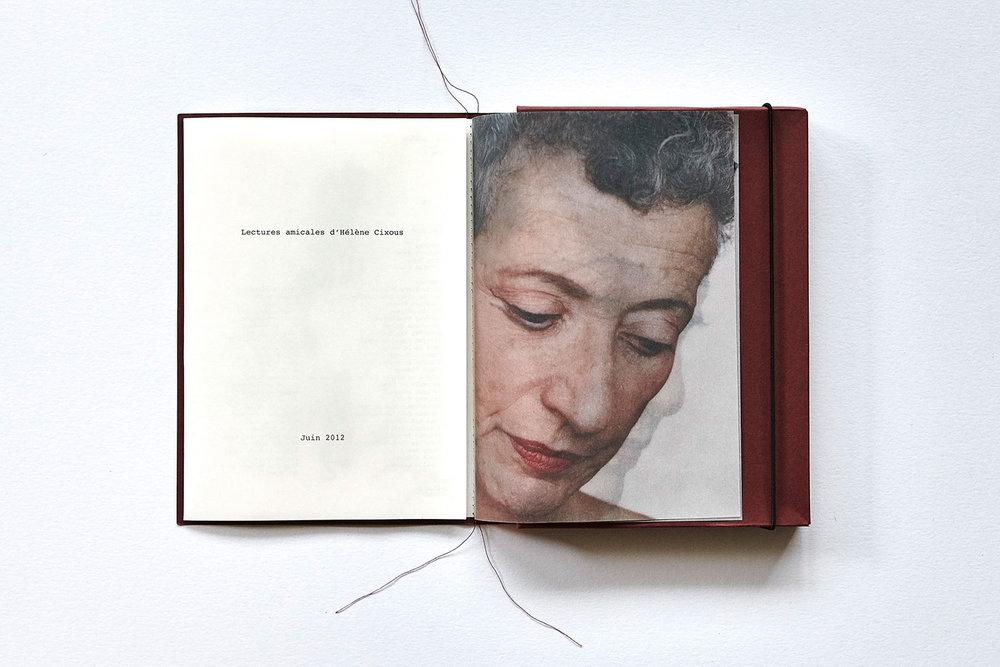 Lectures amicales  Hélène Cixous