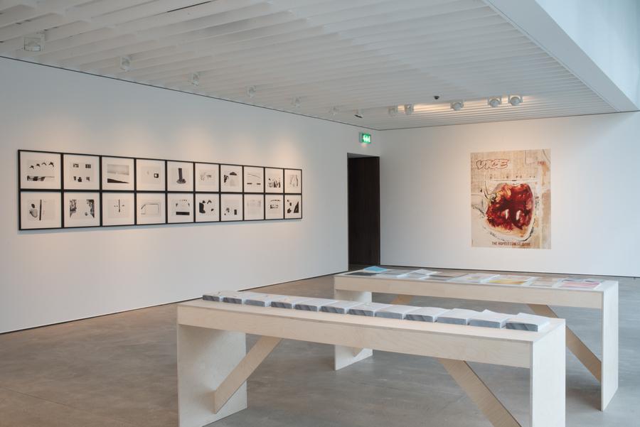 Gallery 2, Open Eye Gallery.