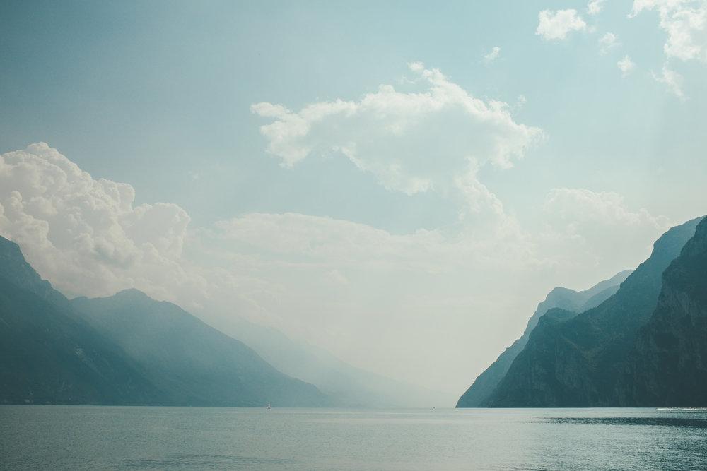 Lake from Riva