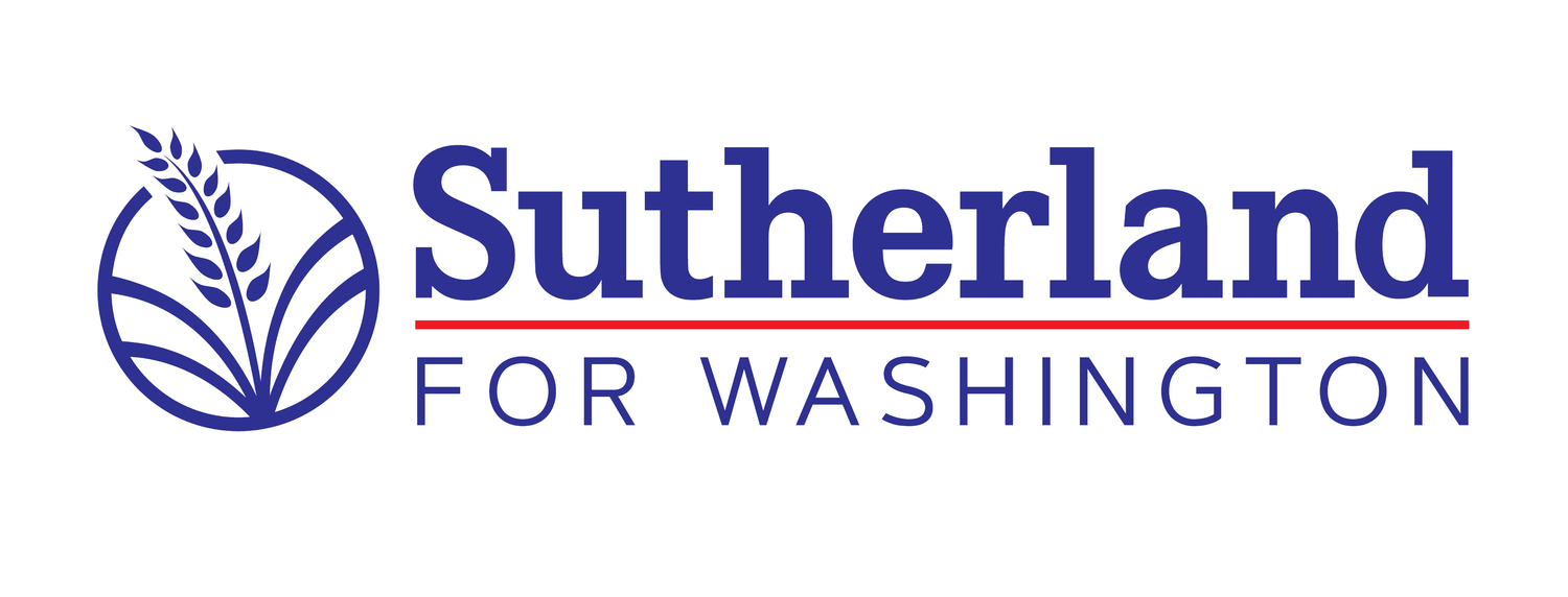 Sutherland for Washington