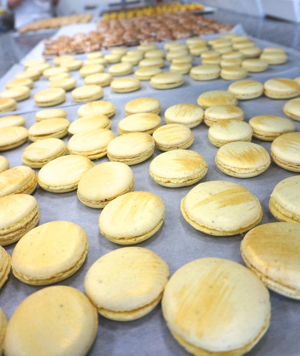 macaron naturally gluten free hampton-roads cooking classes