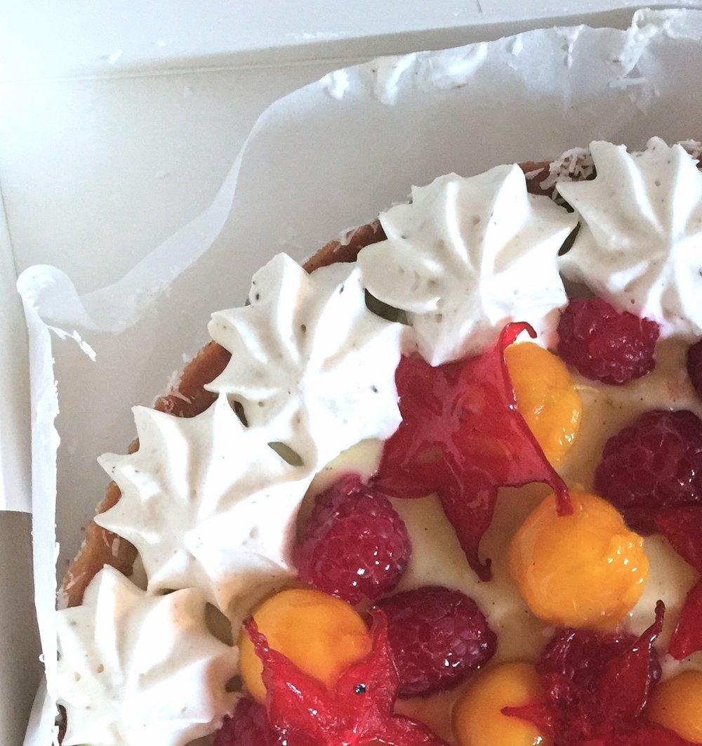 seasonal gluten-free tarts hampton-roads cooking classes