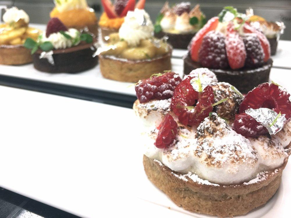 gluten-free tarts