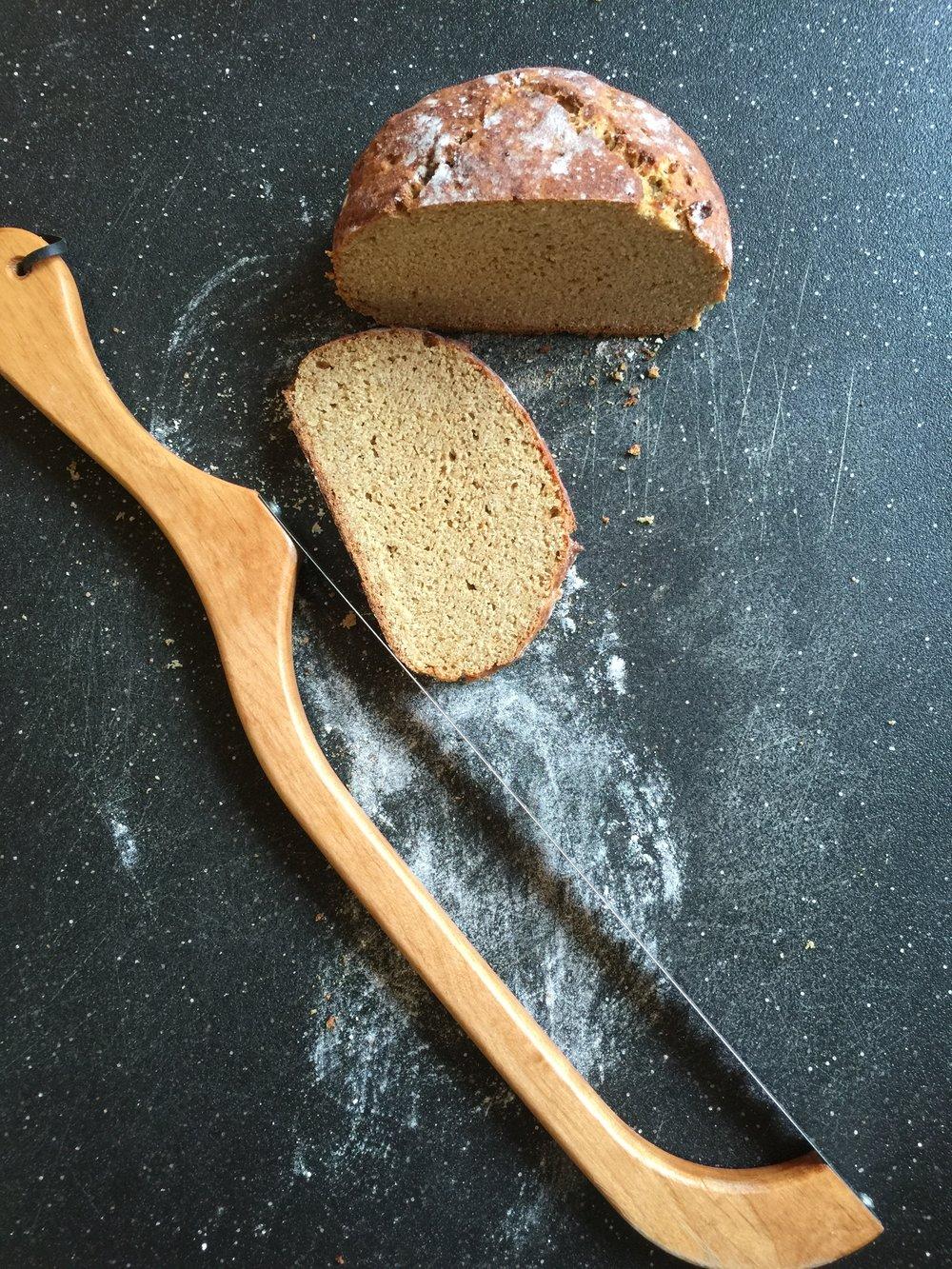 gluten-free whole grain boule