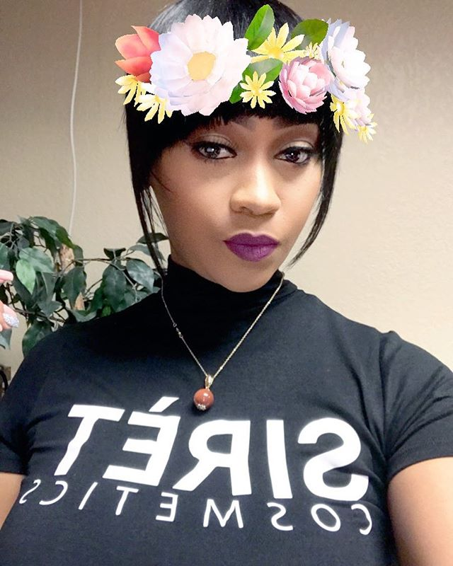 Pop up shop Miami with Sirèt #beauty #makeup #lipstick #team