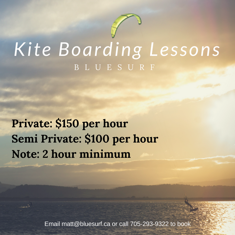 Kite Boarding Lessons