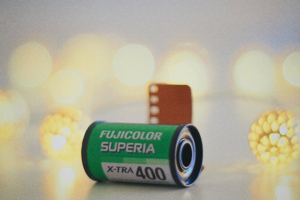 Fuji Superia 400 Colour Film - Taken with Olympus OM-D EM 10 MK II With a Minolta 50mm f/1.7 lens mounted with adapter