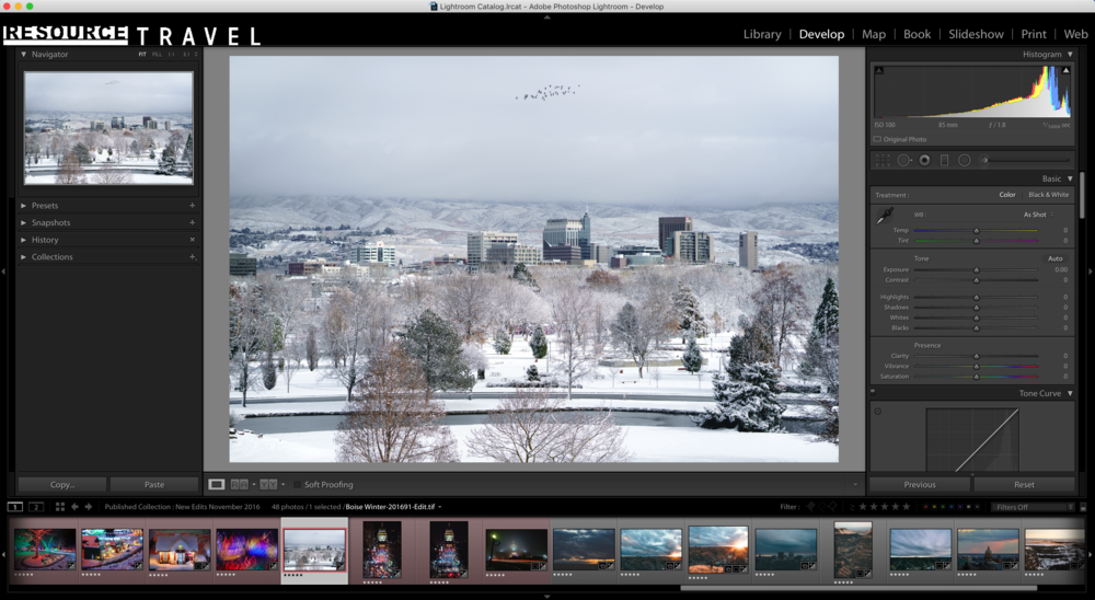 Learn Adobe Lightroom - Learn how to import, organize and edit your photos using Adobe Lightroom.