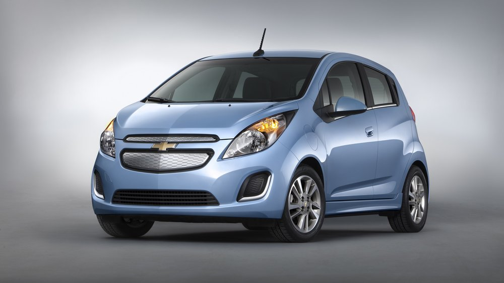 Chevy Spark - Simple, efficient and friendly