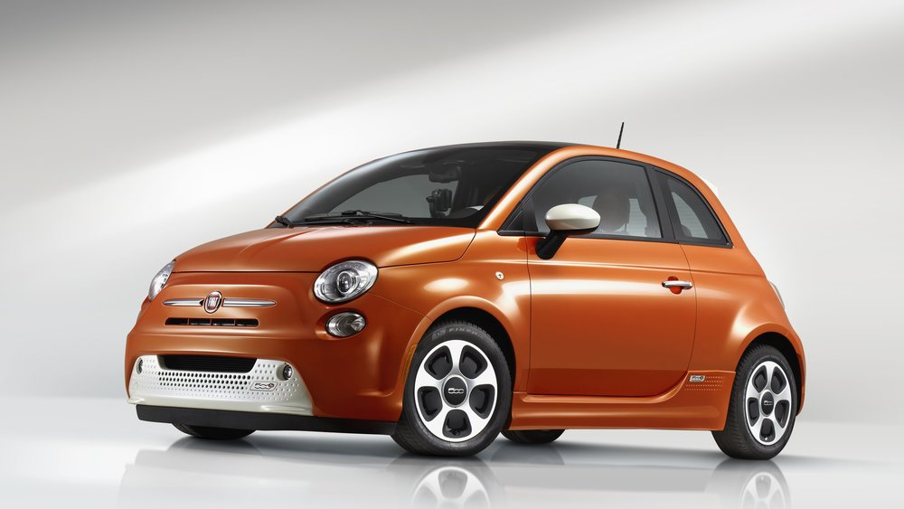 Fiat 500e - Most bang for your buck