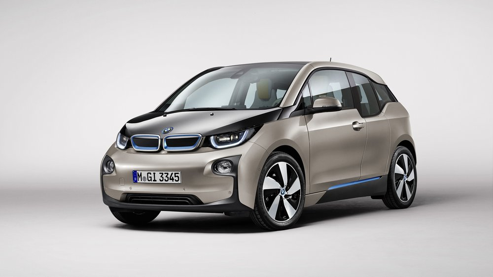 BMW i3 - Class with just a hint of sass