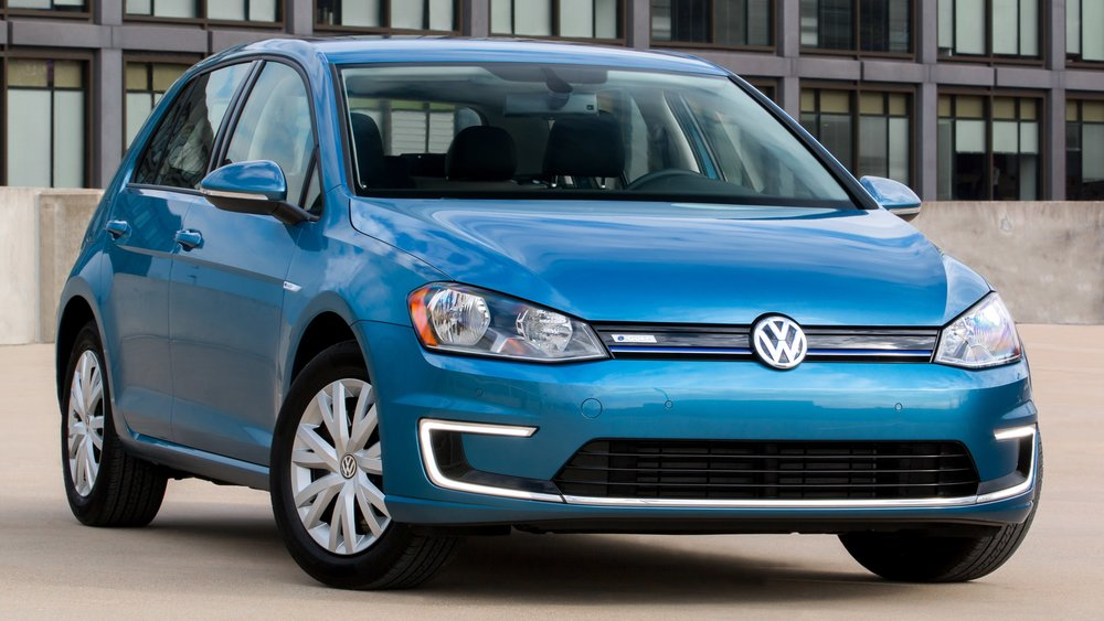 Volkswagen e-Golf - Space for days