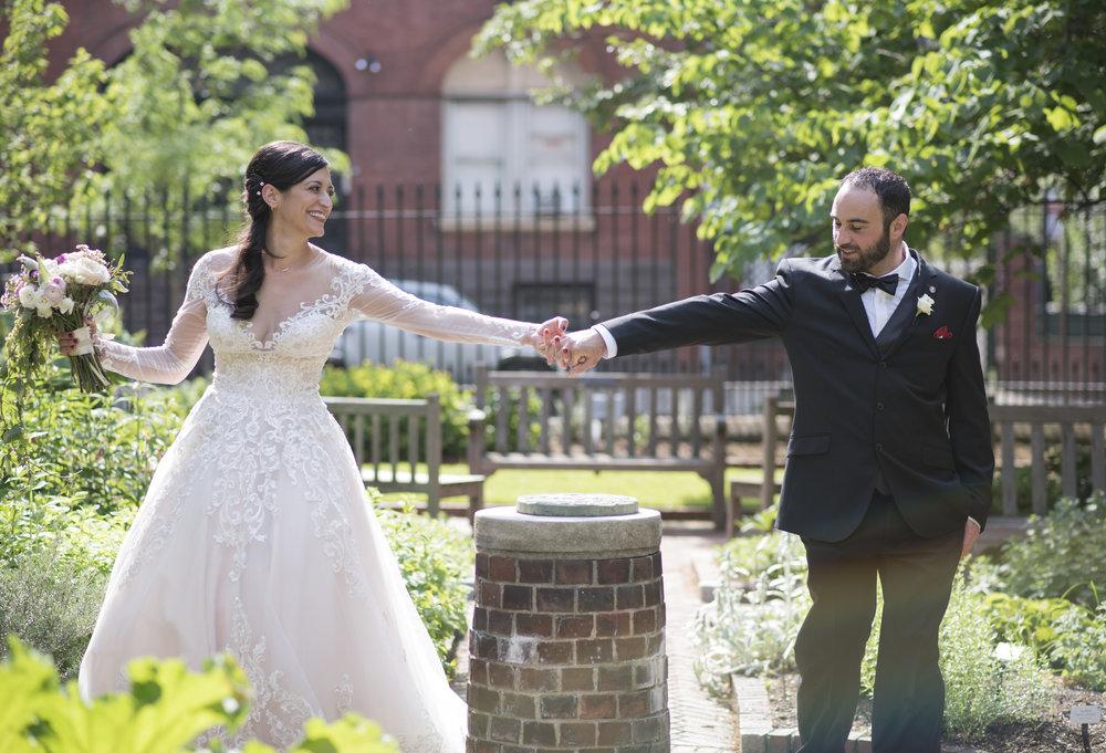 mutter museum wedding