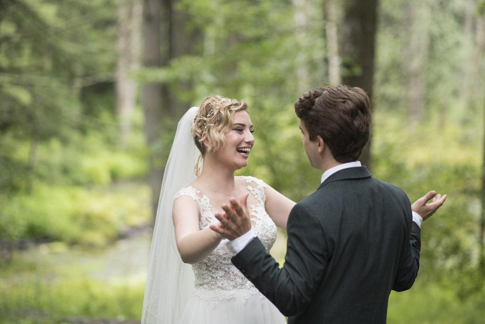 Chenango Valley State Park Wedding