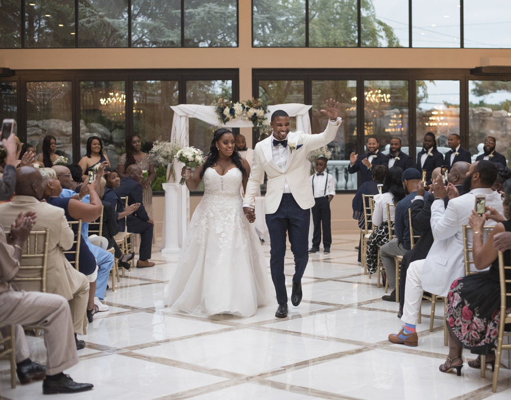 Lucien's Manor Berlin New Jersey Wedding