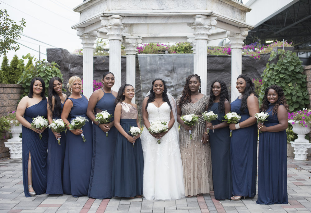 Lucien's Manor Wedding