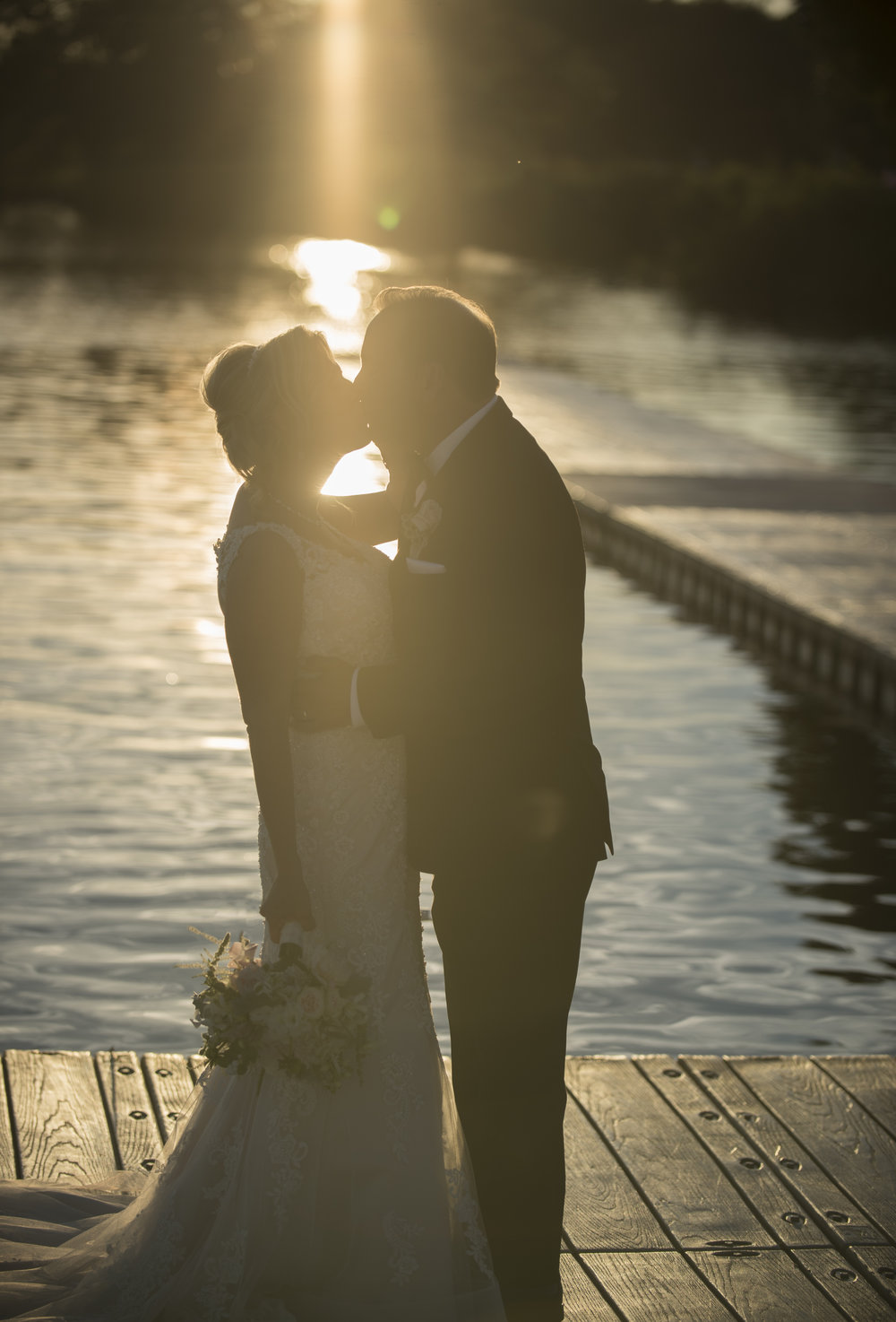 Camden County Boathouse Wedding