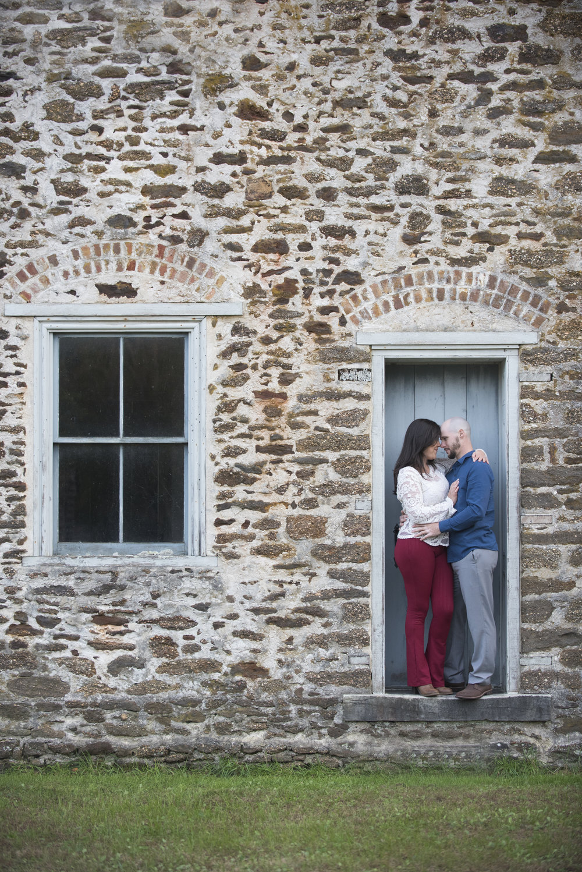 Batsto Village Engagement Photographer