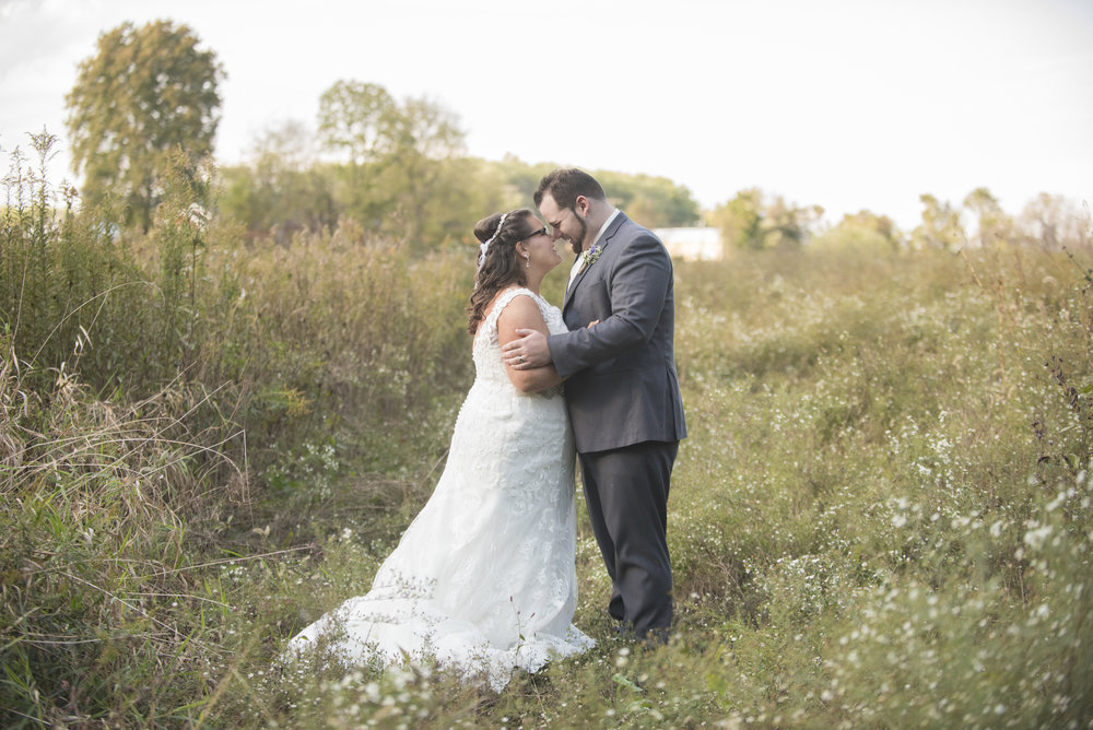 Stone Barn Winery Farm Wedding